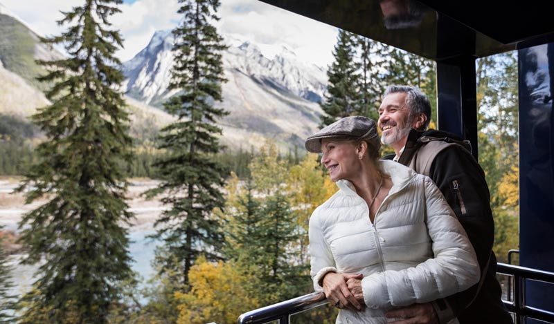rocky mountaineer adventure